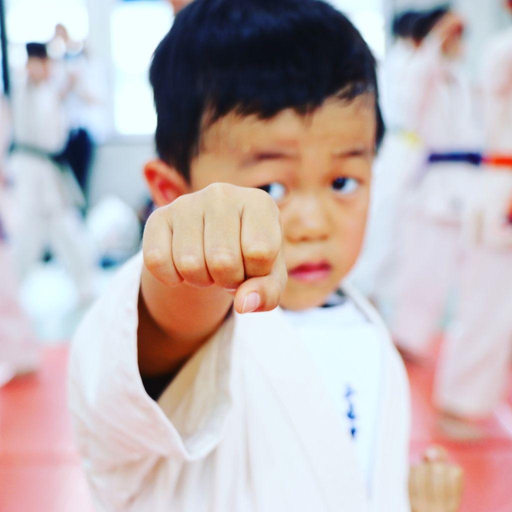 ジュニアクラス審査内容|正道会館GRAND-SQUARE JAPAN