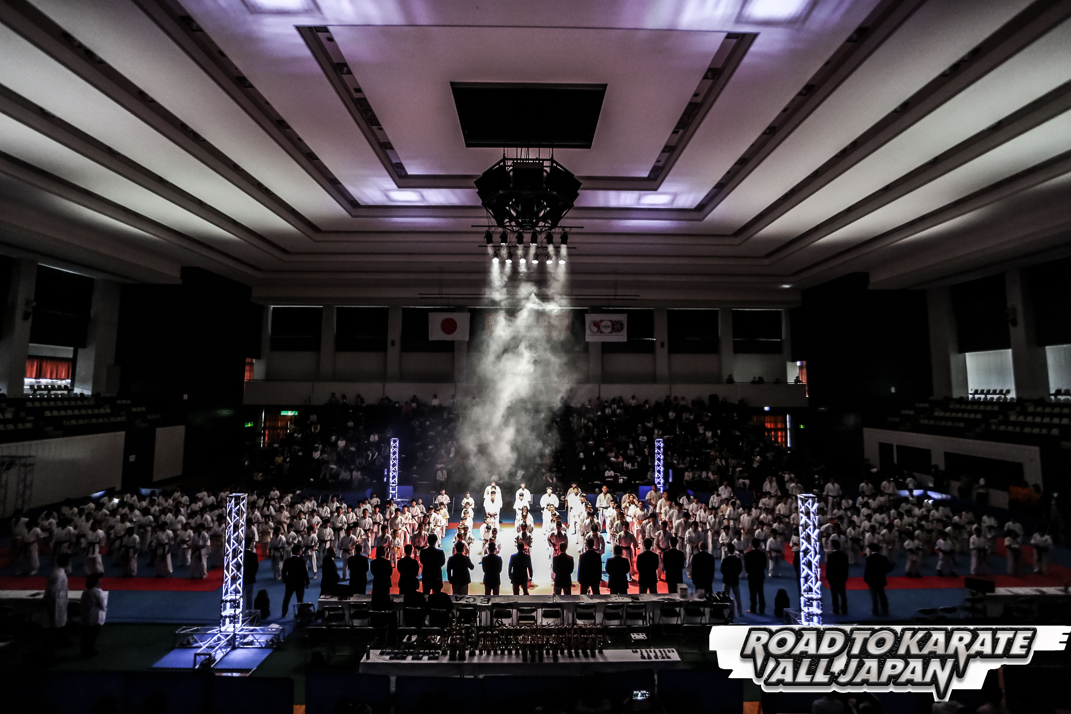 ROAD TO KARATE ALL JAPAN × 覇王ジュニアGP