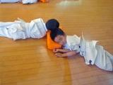 幼稚園昼寝